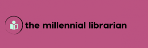 The Millennial Librarian Logo