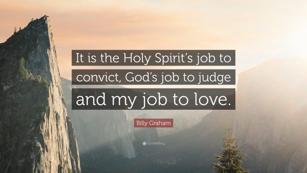 My Job To Love - Billy Graham