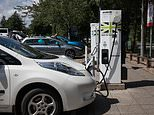 Electric car charging points are to be built into all new homes