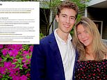 College student draws up 17-page CONTRACT with her boyfriend of two weeks