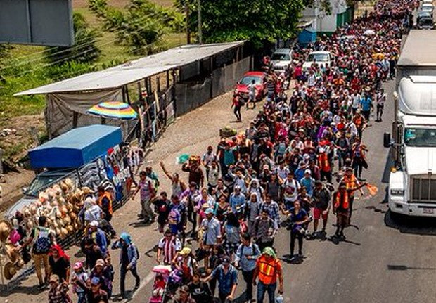 Democrats Come Out Against COVID Vaccine Mandates for Illegal MigrantsJim Hoft