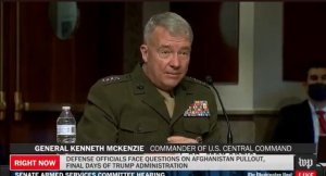Generals McKenzie, Milley Contradict Joe Biden's Claim No One Warned Against His Afghanistan Withdrawal Timeline (VIDEO)Cristina Laila