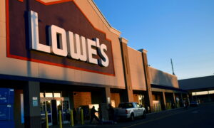 Lowe's Says Inventory in Better Position in Months Amid Supply-Chain Snafu