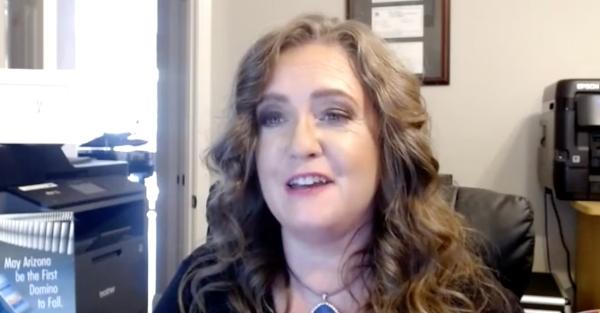 "HUGE: Maricopa County volunteer Liz Harris says audit of 2020 election has turned up 176,000 ""missing votes"""