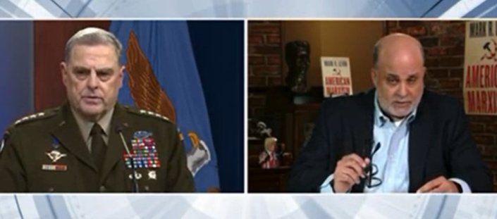 """""""We Know What a Coup Looks Like, We Sat Through it for the Last Five Years"""" – Mark Levin on General Milley's Likely Treasonous Actions with ChinaJoe Hoft"""