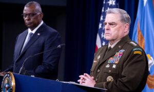 Pentagon Leaders to Testify on US Pullout From Afghanistan