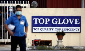 Malaysia's Top Glove Says US Lifts Import Ban Over Forced Labour