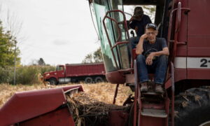 'Desperate for Tires': Components Shortage Roils US Harvest