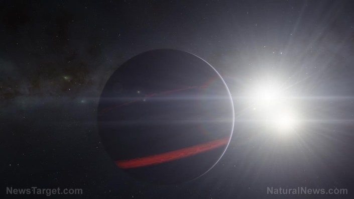 Astronomers pick up radio signals from planets outside our solar system for the first time