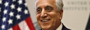 Top US envoy to Afghanistan steps down