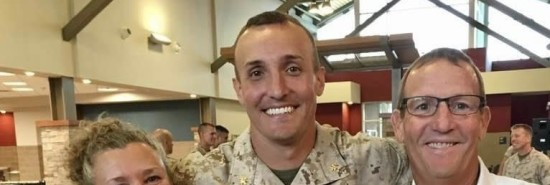 Marine who criticized Afghan withdrawal pleads guilty to charges in court-martial hearing