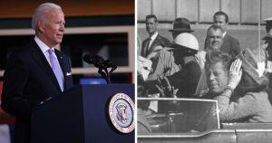 'Identifiable Harm': Biden Kills JFK File Release, Issues Baffling Statement
