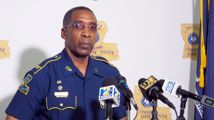 Louisiana state trooper who went public with brutality allegations has been terminated