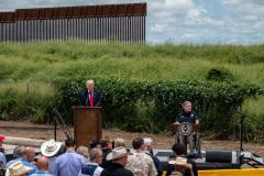 Texas Sheriff: Biden Is Practicing 'the Most Historically Significant Lack of Enforcement at the U.S. Border Than Any Other Administration' in History