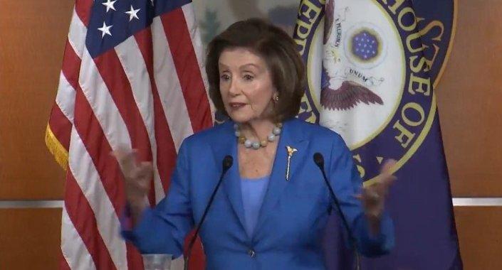 """I Think You All Could Do a Better Job of Selling"" Biden's $3.5 Trillion Spending Bill – Pelosi Blames Media For Not ""Selling"" Biden's Agenda (VIDEO)Cristina Laila"