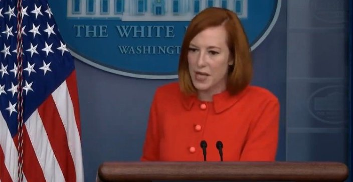 Psaki Says the Quiet Part Out Loud: 'Biden Wants to Make Fundamental Change in Our Economy and He Feels Coming out Of the Pandemic is the Time to do That' (VIDEO)Cristina Laila