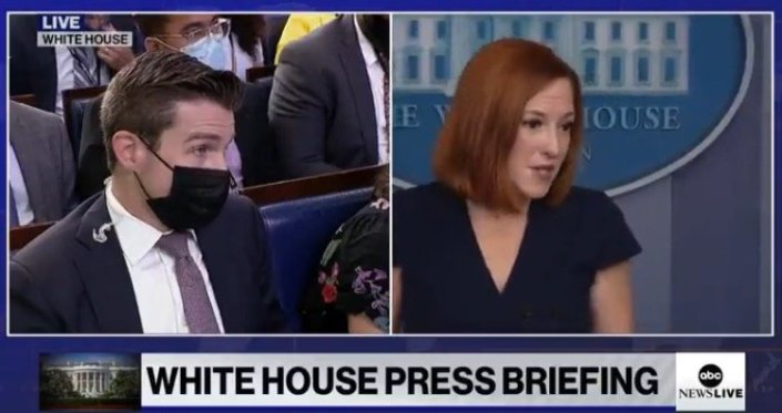 """Psaki on Inflation: """"The American People Are Not Looking at Cost-to-Cost Comparisons From This Year to Two Years Ago"""" (VIDEO)Cristina Laila"""