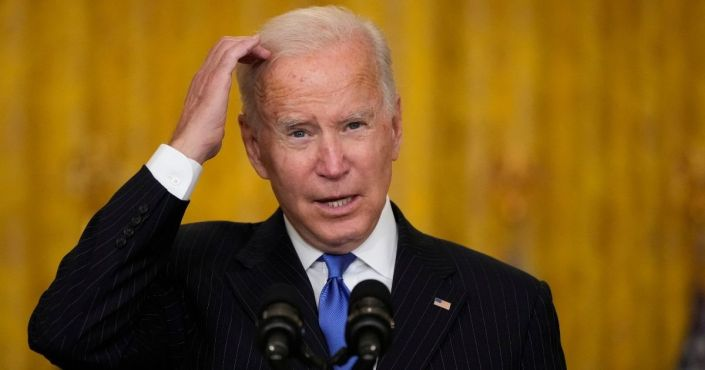 Biden Raises Eyebrows with Wild Plan to Fix Supply Chain: Truckers Can Drive at Night