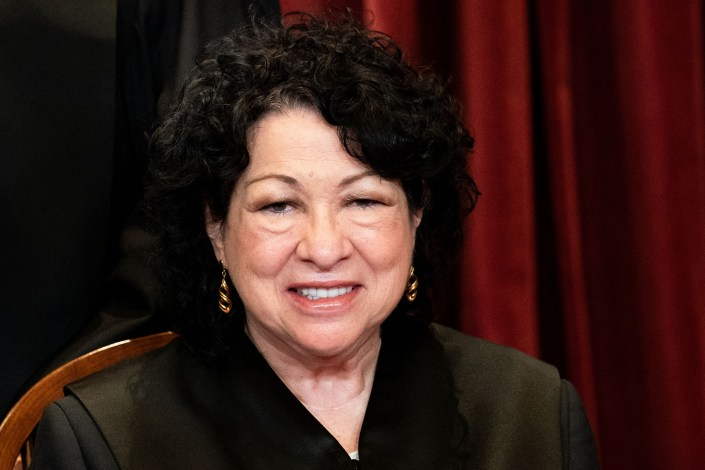 Sonia Sotomayor reveals why Supreme Court oral argument format changed