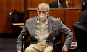 Robert Durst Sentenced to Life for California Murder of Best Friend