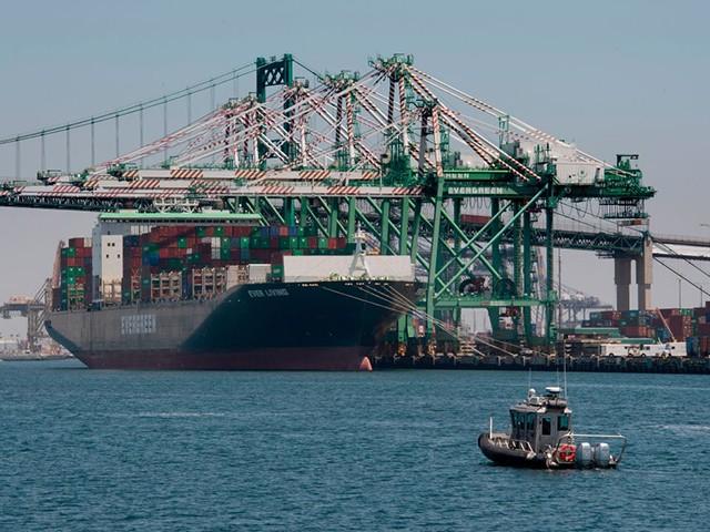 Port of Long Beach Director Warns Cargo Backlog Is 'National Crisis'