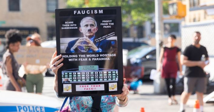 Disney+ 'Fauci' Doc Receives One of the Lowest Audience Scores in the History of Rotten Tomatoes