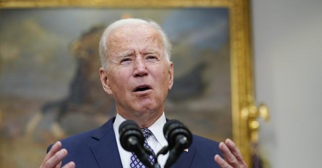 The Hill asks, where's the unity, Uncle Joe? Let me explain