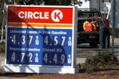 Gas Prices Reach Seven-Year High
