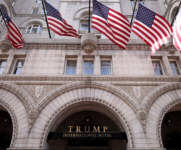 Trump Organization Closing In on Trump International Hotel Lease Sale: Report