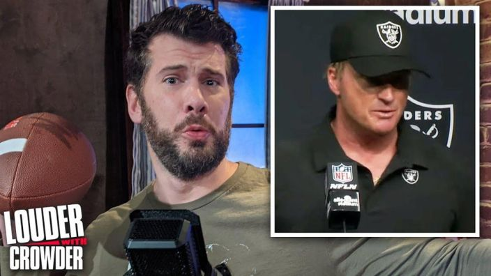 Canceled Raiders coach called Biden 'a nervous clueless p***y' in an email