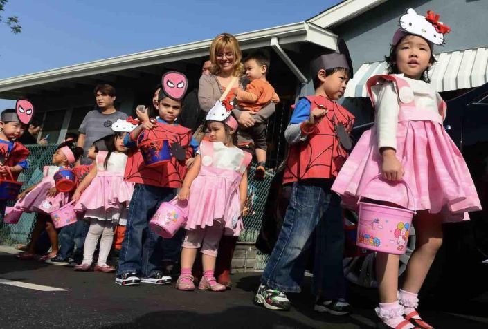 Elementary school cancels Halloween because 'students of color, specifically African American males' don't celebrate it