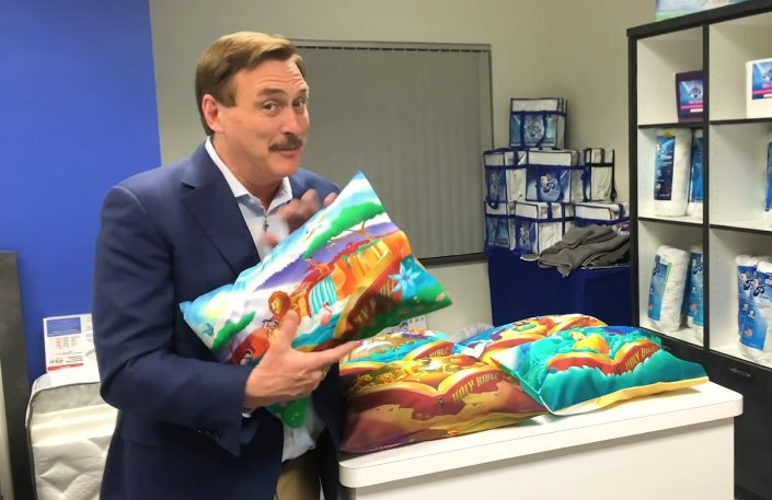 Fight Back Against Liberal Indoctrination Of Our Children With Mike Lindell's Bible Story PillowsPromoted Post