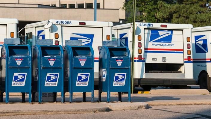 Colorado postal employee shot and killed, police say