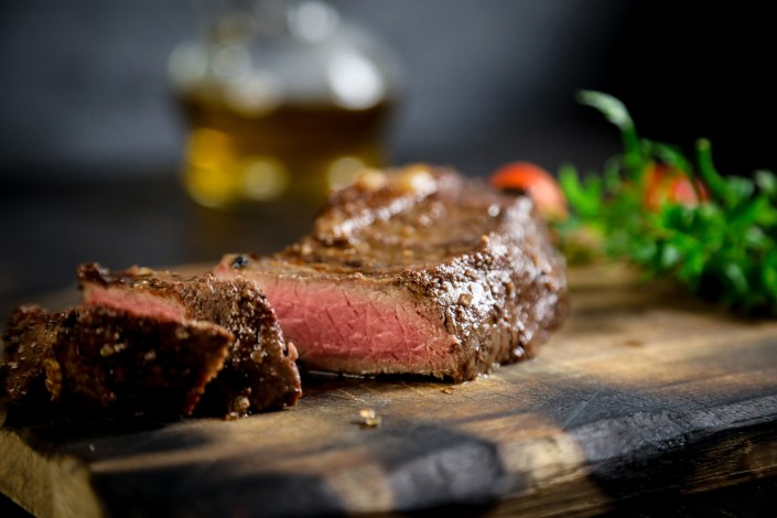 Steak could become a 'luxury product' thanks to climate impact, CEO fears