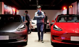 Tesla Sold Record 56,006 China-Made Vehicles in September: CPCA