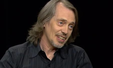 Steve Buscemi tired of being just another pretty face.