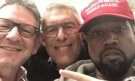 Kanye West announces he will run for presidency on pro-slavery platform.