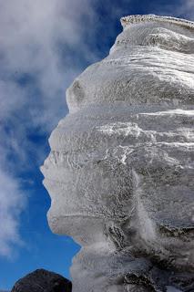 Bucegi Sphinx Romania