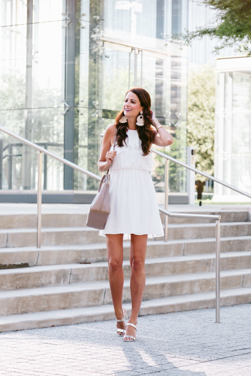 Four White Dresses To Wear To Your Wedding Shower The