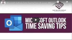 Microsoft Outlook Tips St. Louis