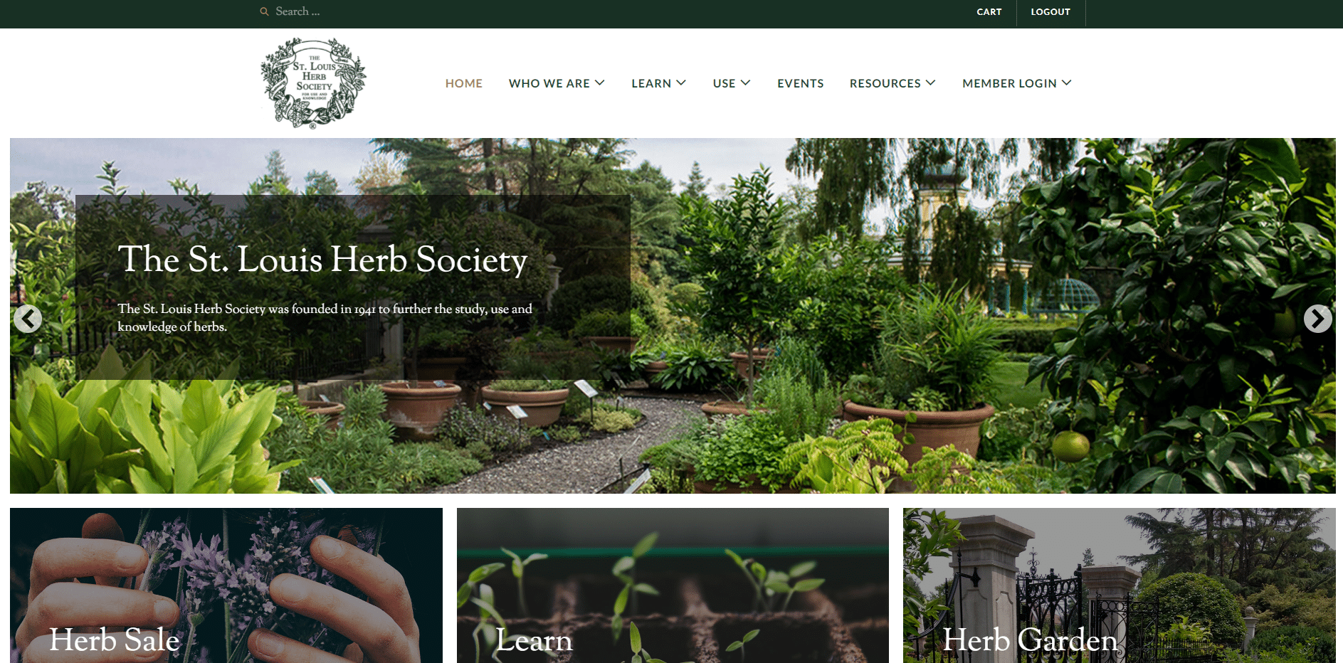St. Louis Herb Society