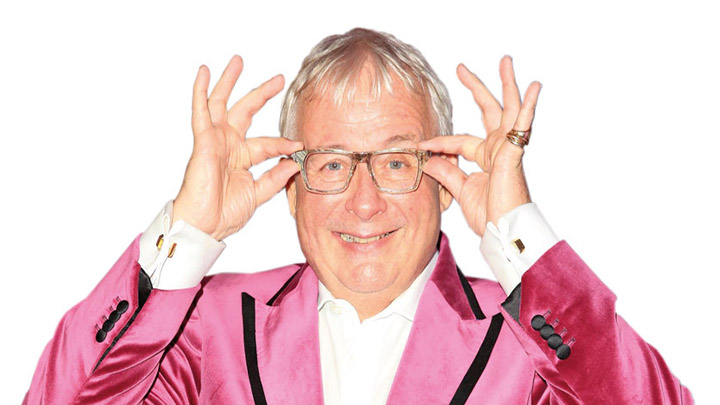 From The Vault: Christopher Biggins telephones himself