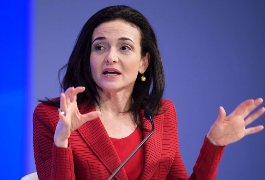 women quotes - Sheryl Sandberg