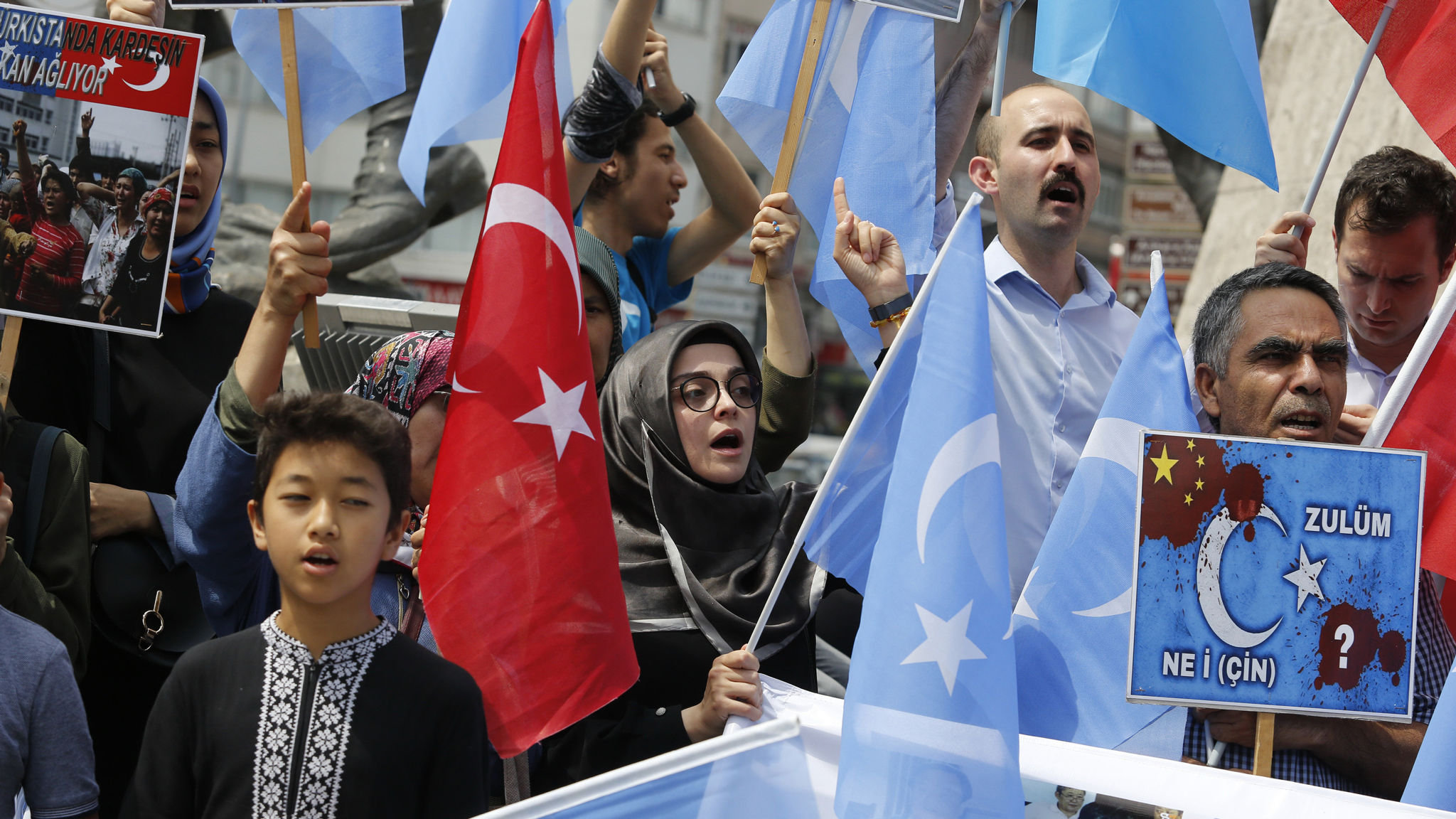 Uyghur Human Rights Policy Act