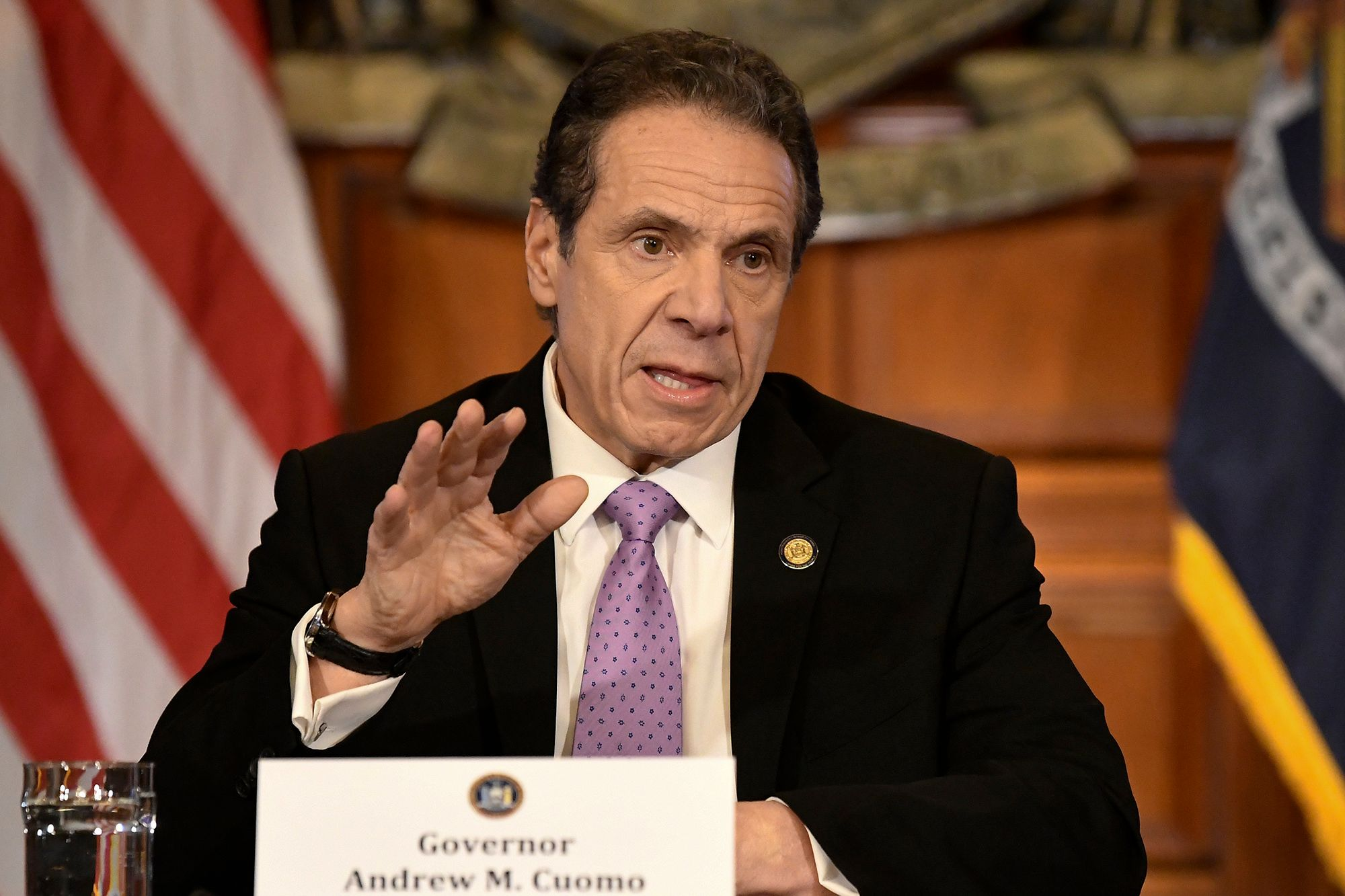 Who Is Andrew Cuomo
