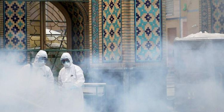 Iran sees a surge of COVID-19 cases after reopening