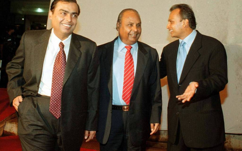 Who is Mukesh Ambani?