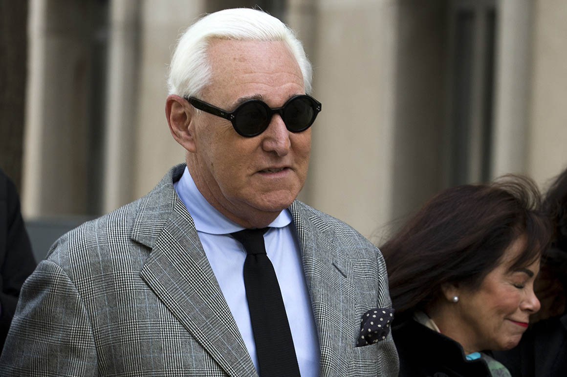 FBI documents confirm Roger Stone and Julian Assange communicated during and after 2016 election
