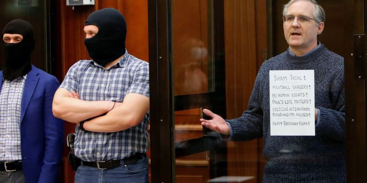 Russian Court convicts ex-US marine Paul Wheelan to 16 years in prison for espionage