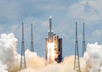 China launches Mars probe in an ambitious attempt to land on the Red Planet